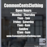 Common Cents Clothing